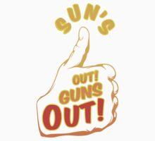 Sun's Out Guns Out T-Shirt T-Shirt