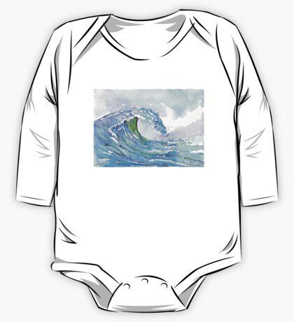 The Ocean's pulse One Piece - Long Sleeve