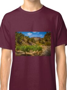 The grove in the valley Classic T-Shirt