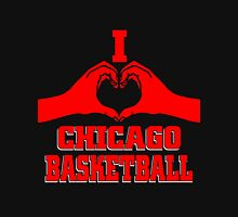 I Love Chicago Basketball Unisex T-Shirt