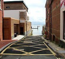 A SLIPWAY OFF THE HIGH ST. by ronsaunders47