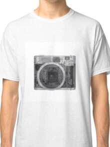 x-ray of a Polaroid camera  Classic T-Shirt