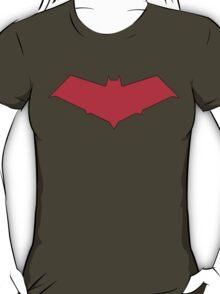 Jason Todd Inspired- Red Hood Symbol T-Shirt