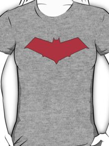 Jason Todd Inspired- Red Hood Symbol T-Shirt