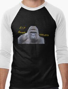 ☹ Another Fallen Brother ☹ Men's Baseball ¾ T-Shirt