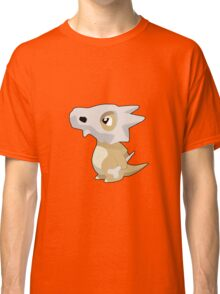 Cubone with Outline Classic T-Shirt