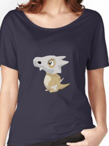 Cubone with Outline Women's Relaxed Fit T-Shirt