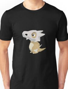 Cubone with Outline Unisex T-Shirt