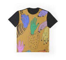 gross spooky hands Graphic T-Shirt