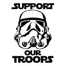 Support Our Troops by eZonkey