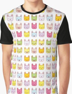 Bear Emoji Graphic T-Shirt