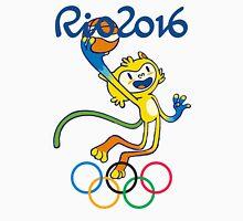 Olympic rio 2016 - Mascot Basketball - Brazil !!!  Unisex T-Shirt