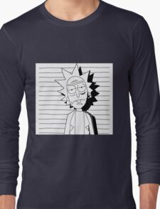 Rick Long Sleeve T-Shirt