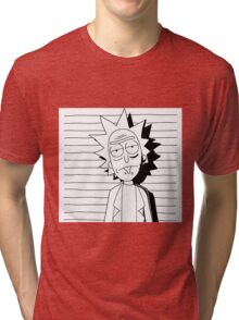 Rick Tri-blend T-Shirt