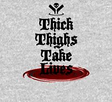 Reaper's Thick Thighs Take Lives Unisex T-Shirt