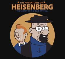 The Adventures of Heisenberg by carlos-azaustre