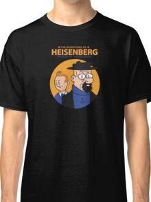 The Adventures of Heisenberg Classic T-Shirt