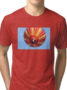 Heat up the sky! Tri-blend T-Shirt
