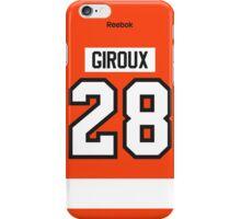 Philadelphia Flyers Claude Giroux Jersey Back Phone Case iPhone Case/Skin