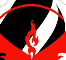 Pokemon Go - Team Valor Sticker