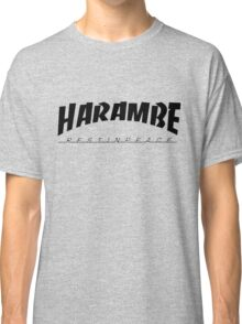 R.I.P Harambe Classic T-Shirt