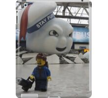 Attack of Stay Puft iPad Case/Skin