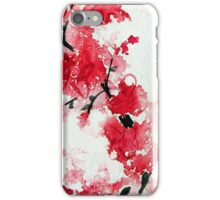 Cherry Blossoms III iPhone Case/Skin