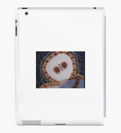 Wandjina Elder iPad Case/Skin