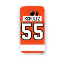 Philadelphia Flyers Nick Schultz Jersey Back Phone Case Samsung Galaxy Case/Skin