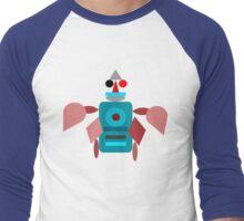 colorbot Men's Baseball ¾ T-Shirt