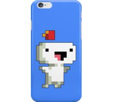 Gomez from Fez Takes Flight! iPhone Case/Skin