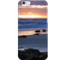 Sunset at Point Lonsdale iPhone Case/Skin