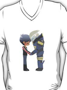 Mass Effect - Shakarian Head Bump (Commission ver. 2) T-Shirt