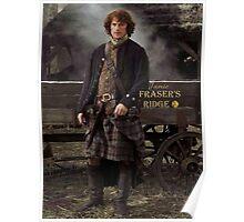 Jamie-Frasers Ridge Poster