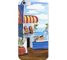 Striped Awnings...... iPhone Case/Skin