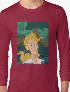 Guybrush Threepwood Long Sleeve T-Shirt