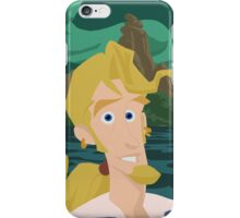 Guybrush Threepwood iPhone Case/Skin