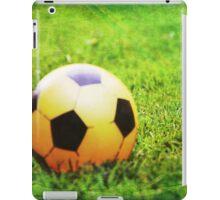 Soccer ball iPad Case/Skin