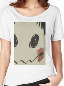 Mimikyu print T Women's Relaxed Fit T-Shirt