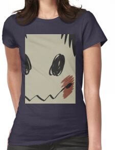 Mimikyu print T Womens Fitted T-Shirt