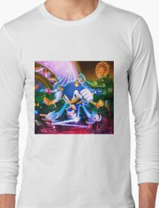 Sonic Party Long Sleeve T-Shirt