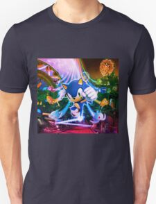 Sonic Party Unisex T-Shirt