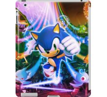 Sonic Party iPad Case/Skin