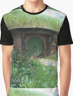 hobbit home Graphic T-Shirt