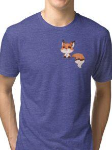 foxy pocket  Tri-blend T-Shirt