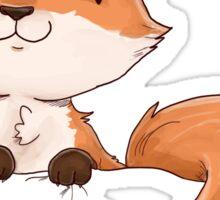 foxy pocket  Sticker