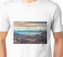 New Zealand, South Island, Cardrona Unisex T-Shirt