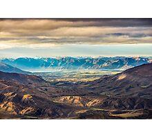 New Zealand, South Island, Cardrona Photographic Print
