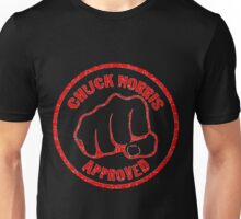 Chuck Norris Approved Super Fist Unisex T-Shirt