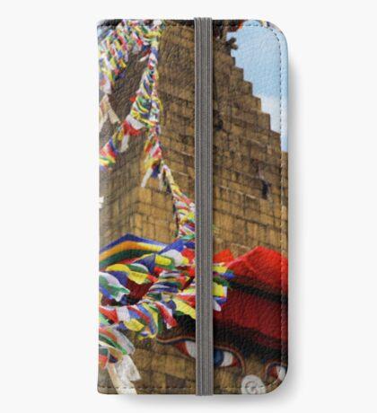 Boudhanath Stupa iPhone Wallet/Case/Skin